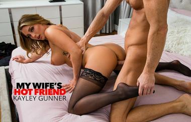 Kayley Gunner, Ryan Mclane – Der heiße Freund meiner Frau (NaughtyAmerica)