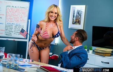 Brandi Love, Quinton James – Naughty Office (NaughtyAmerica)